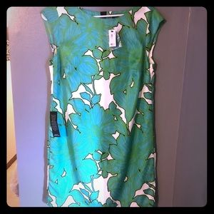 New The Limited floral dress